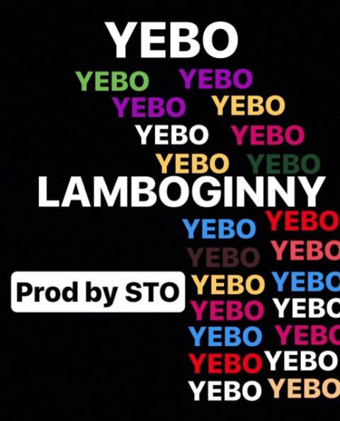 Lamboginny - Yebo (prod. STO)
