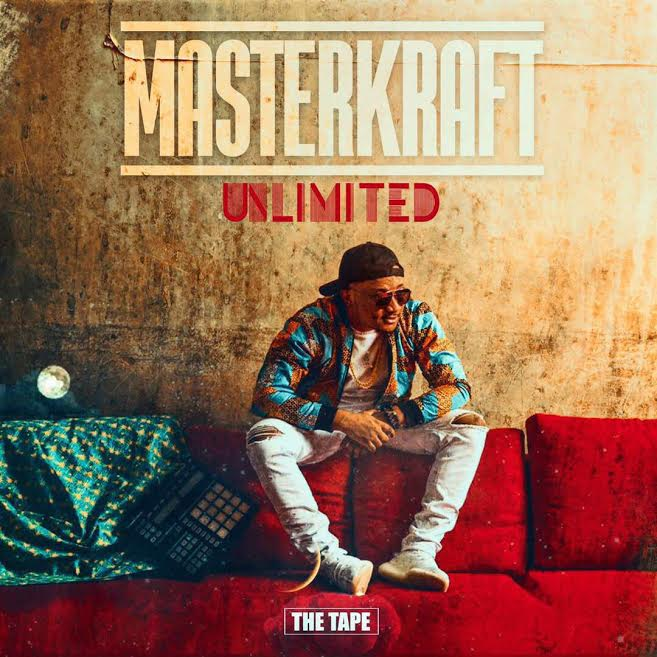 """Masterkraft Unveils The Cover Art & Tracklist For """"UNLIMITED"""" Tape"""