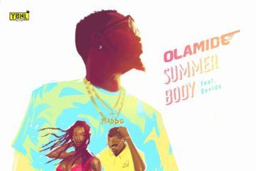 "Olamide & Davido's Mega Collaboration ""Summer Body"" Gets Release Date | Pre-Order"