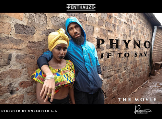 VIDEO Premiere: Phyno - If To Say