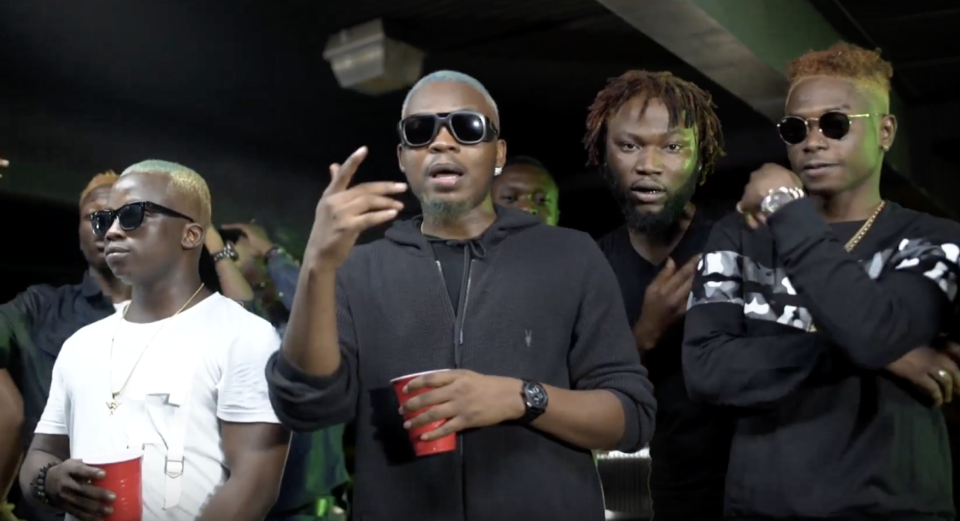 VIDEO Premiere: Olamide - Wavy Level