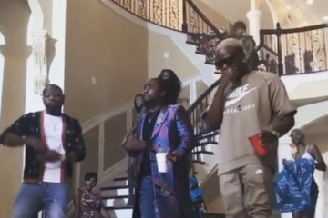 VIDEO: Wale – Fine Girl Ft. Davido & Olamide (B.T.S)