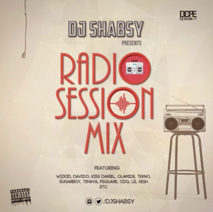 DJ Shabsy - Radio Session Mix | STREAM