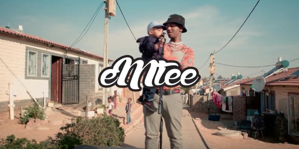 VIDEO: Emtee - Ghetto Hero
