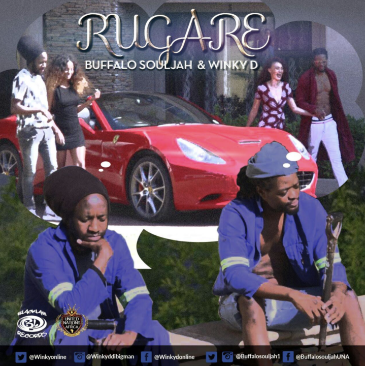 Buffalo Souljah x Winky D - Rugare