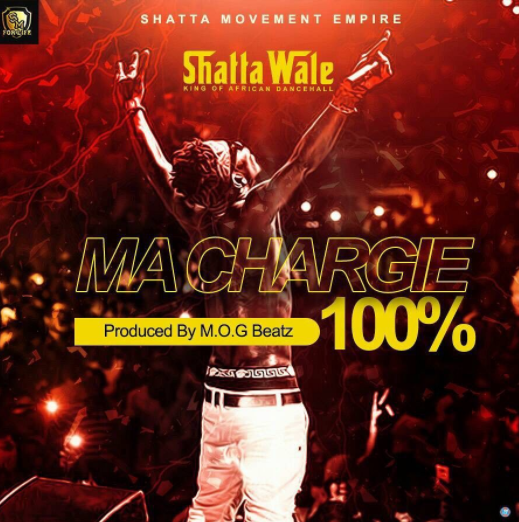 Shatta Wale - Ma Chargie 100% | Dancehall Girl | Real Monster | Bleed N Run