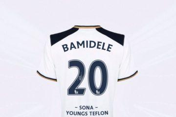 Sona ft. Youngs Teflon – Bamidele (prod. J Bidz)