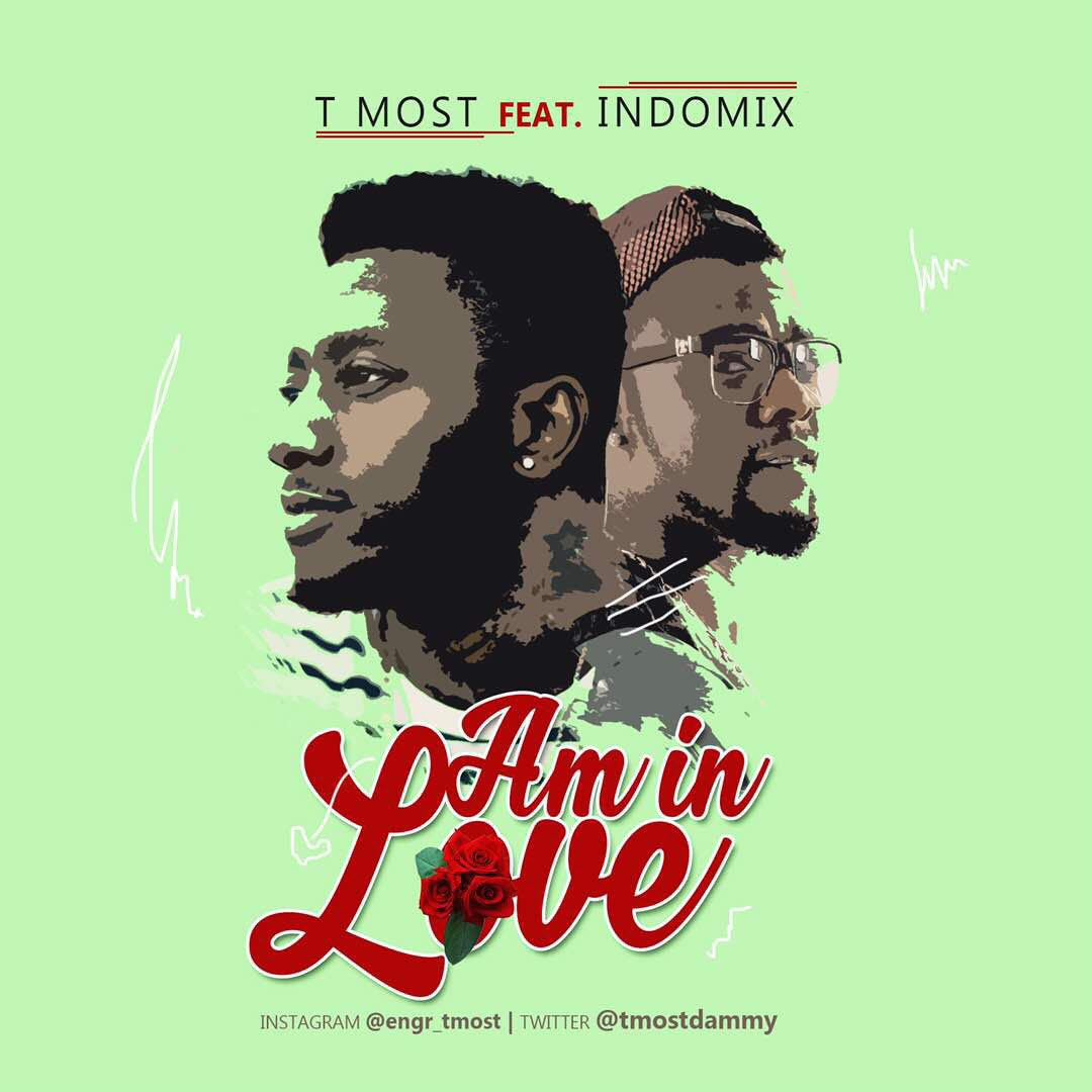 T Most ft. Indomix – I'm In Love