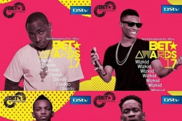 "A Case For Wizkid, Davido, Mr Eazi, Tekno & Other African BET Award Nominees (Assuming Nasty C Gaffe is Indeed a ""Glitch"")"