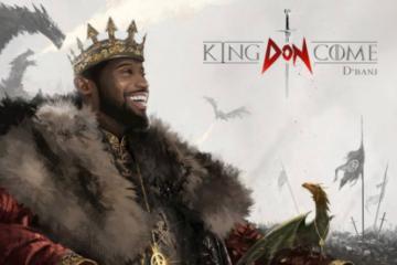 """D'Banj Unveils """"King Don Come"""" Album Artwork   #KingdonCome"""