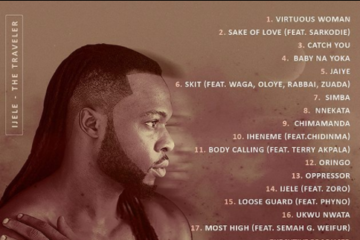 "Flavour – Loose Guard ft. Phyno | ""Ijele – The Traveler"" Album Out NOW!"