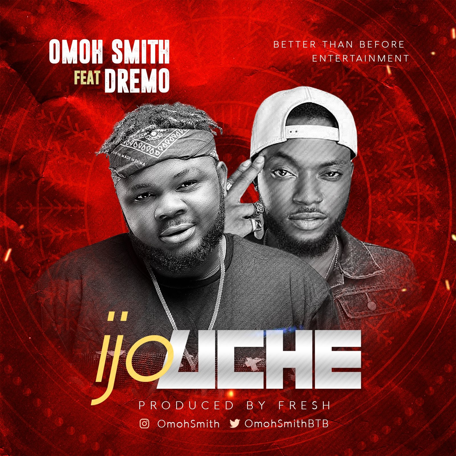 VIDEO: Omoh Smith Ft. Dremo – Ijo Uche