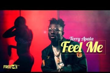 VIDEO: Terry Apala – Feel Me