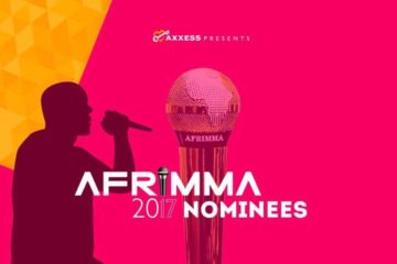 AFRIMMA Awards & Music Festival 2017 | View Nominees List