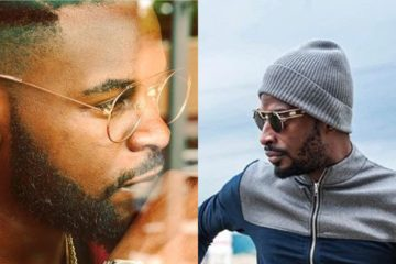 """Don't get it twisted…"" Falz & 9ice Reconcile"