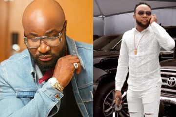 """""""Stop trying to Oppress me…"""" – Harrysong responds to Kcee."""