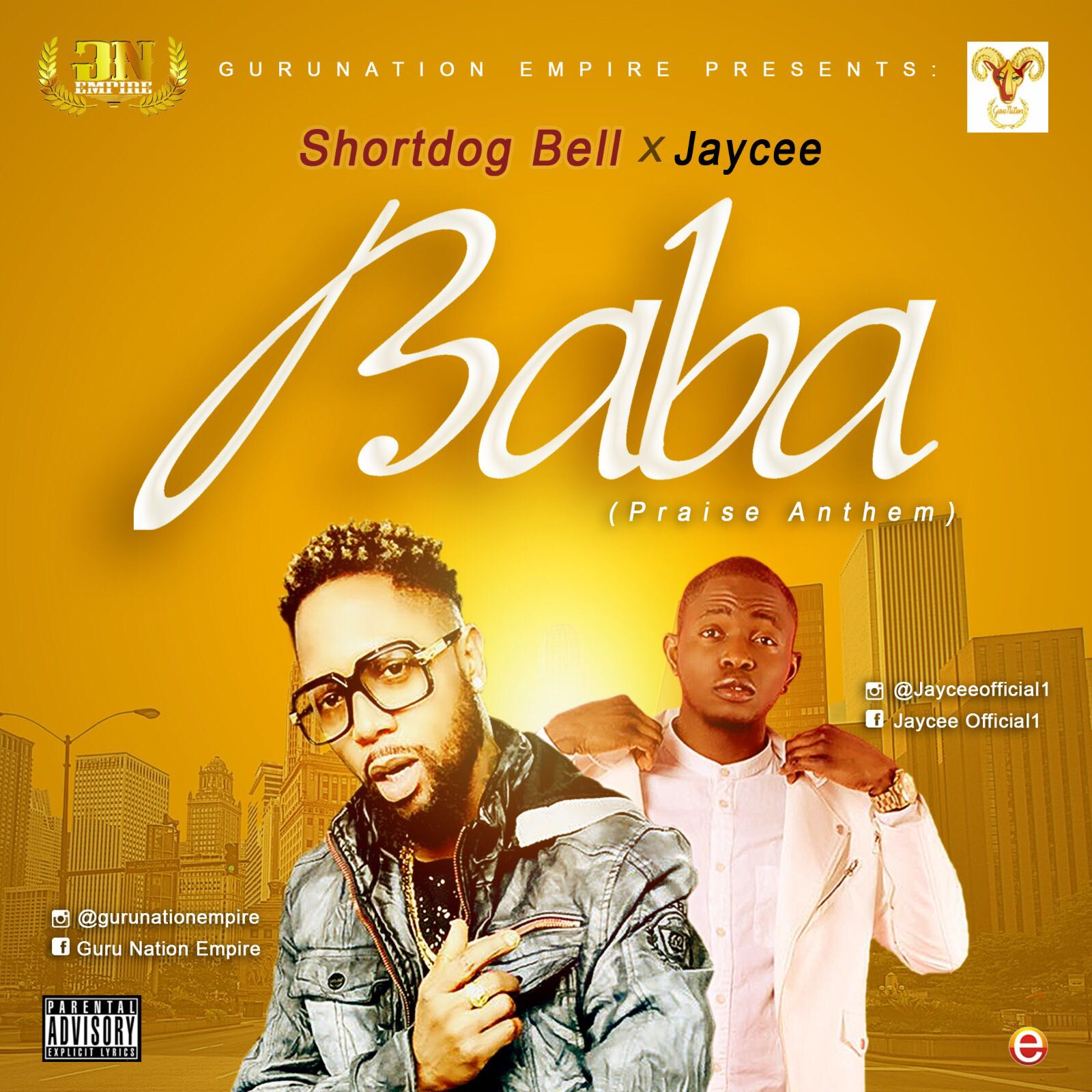 VIDEO: Shortdog Bell Ft. Jaycee – Baba (Praise Anthem)