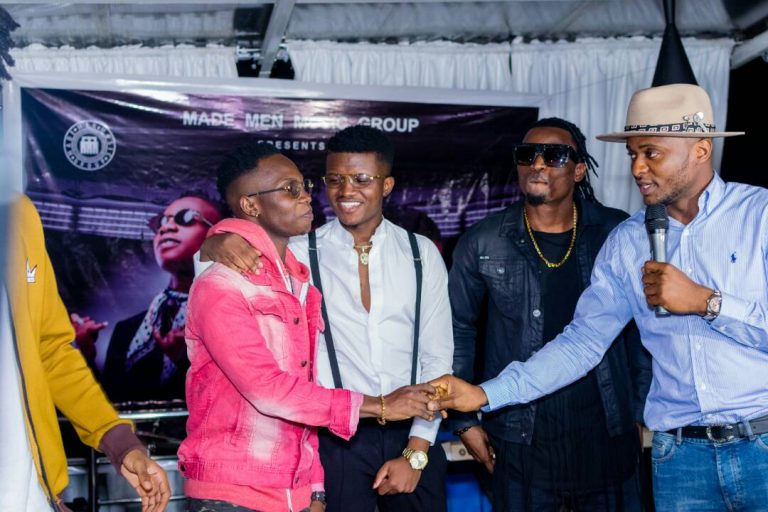 Made Men Music Group Unveil Newly Signed Artistes - Chibbz | Ellyman | Roger Lino