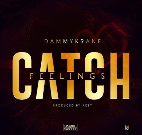 Dammy Krane - Catch Feelings (prod. by Adey)