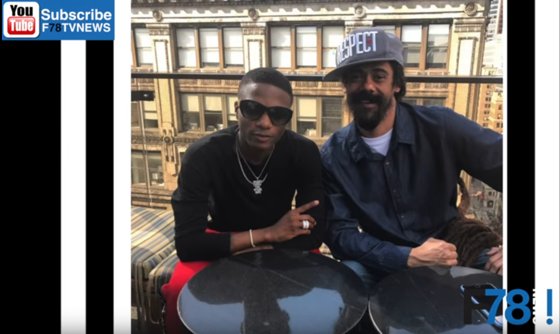 F78NEWS: Wizkid's Dream Comes True, John Dumelo, Meek Mill Regrets Drake Feud, Despacito