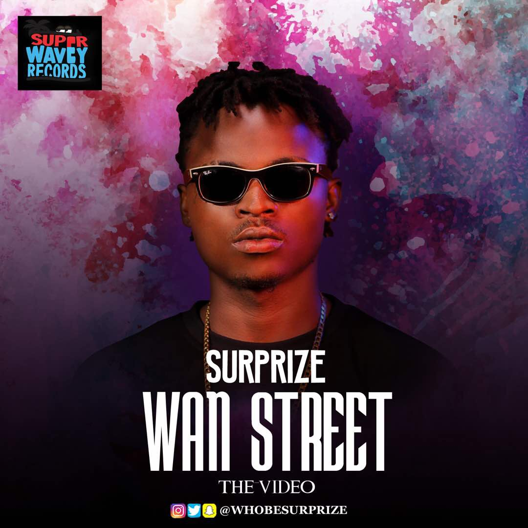 Surprize ft. Olstar – 'Wan Street'