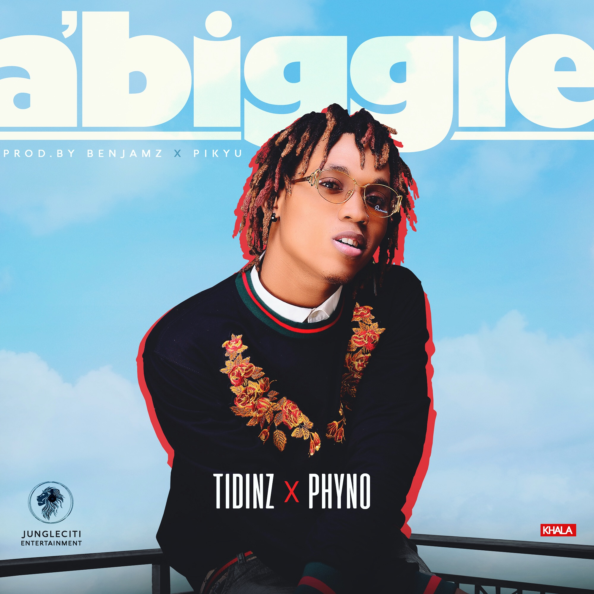 Tidinz Ft. Phyno – A'Biggie