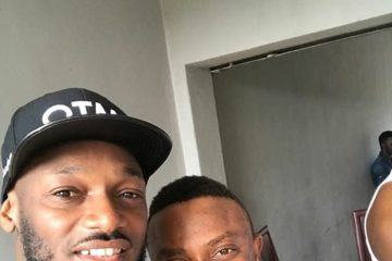 2Baba Joins Nigerian Comedy Series, Professor Johnbull.