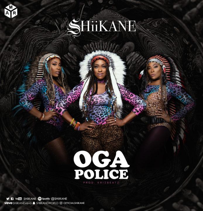 VIDEO: SHiiKANE - OGA POLiCE