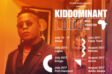 Kiddominant Kicks Off L.O.U.D Music Production Tour | View Details