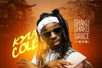 VIDEO: Kyla Cole  –  Shaku Shaku Dance