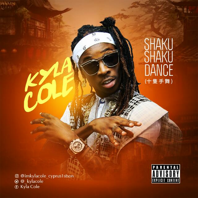 VIDEO: Kyla Cole – Shaku Shaku Dance