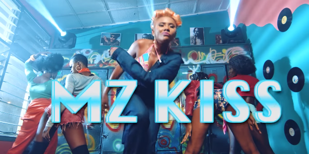 VIDEO: Mz Kiss - Wawu
