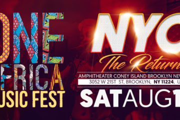 One Africa Music Fest Announces Triumphant Return To New York City In August