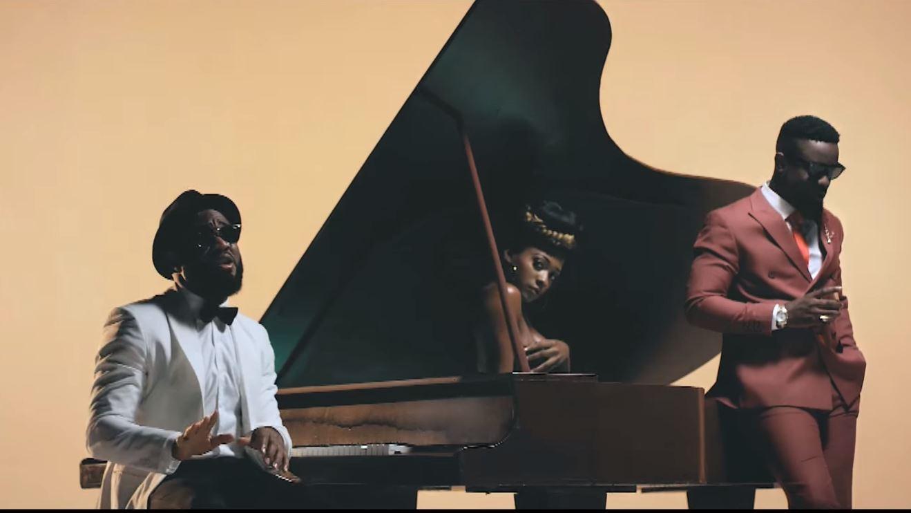 VIDEO Premiere: Praiz - Me & You Ft. Sarkodie - Latest Naija Nigerian Music, Songs & Video