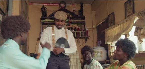 VIDEO: Qdot - Apala New Skool