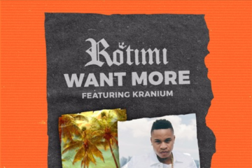 Rotimi ft. Kranium – Want More | Pre-Order #JeepMusicVol1
