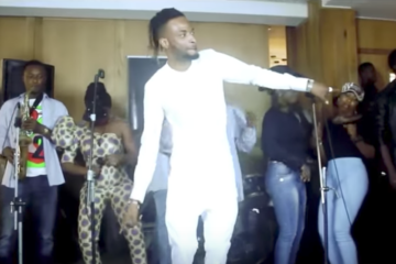 "NotjustOk TV: 9ice Performs ""Gongo Aso"", Small Doctor Shines @ Industry Nite"