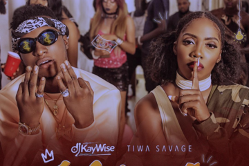 VIDEO: DJ Kaywise ft. Tiwa Savage – Informate