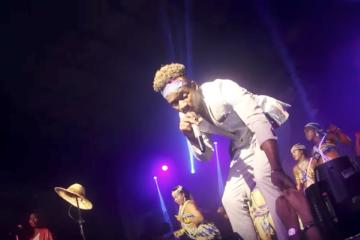 """NotjustOk TV: Music Stars Gather For """"Mr Eazi @ The Shrine"""" Concert"""