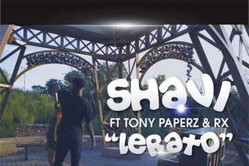 VIDEO: Shavi – Lerato Ft. Tony Paperz x RX