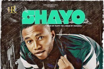 Wale Wonda – Shayo (prod. PuffyTee)