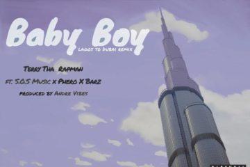 Terry Tha Rapman ft. S.O.S x Phero x Barz – Baby Boy (Remix)