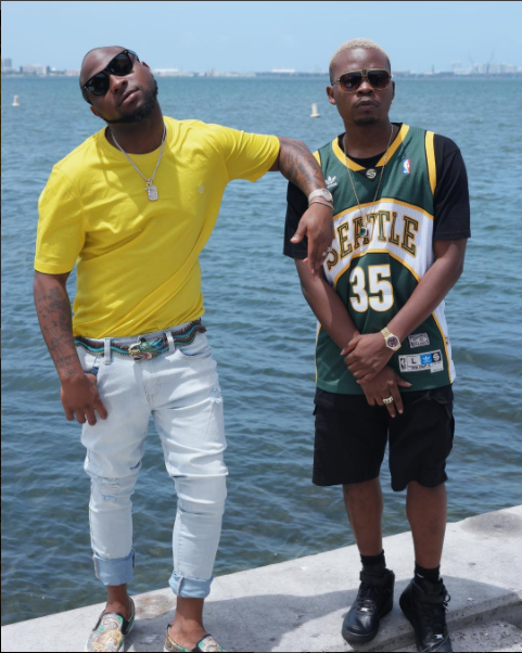 Image result for olamide and davido