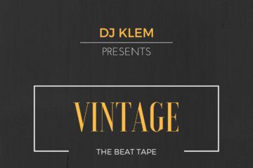 DJ Klem Presents: Vintage (The Beat Tape)