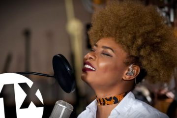 VIDEO: Yemi Alade 'Charliee' Maida Vale Session for DJ Edu on BBC 1Xtra