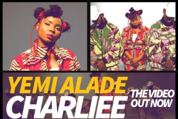 VIDEO: Yemi Alade – Charliee