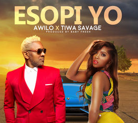 VIDEO: Awilo Longomba – Esopi Yo Ft. Tiwa Savage