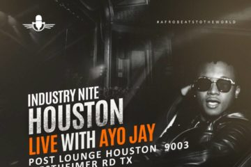 Industry Nite Houston Live With Ayo Jay
