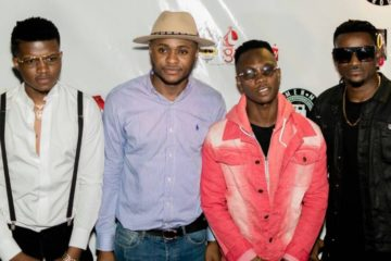 Made Men Music Group Unveil Newly Signed Artistes – Chibbz   Ellyman   Roger Lino