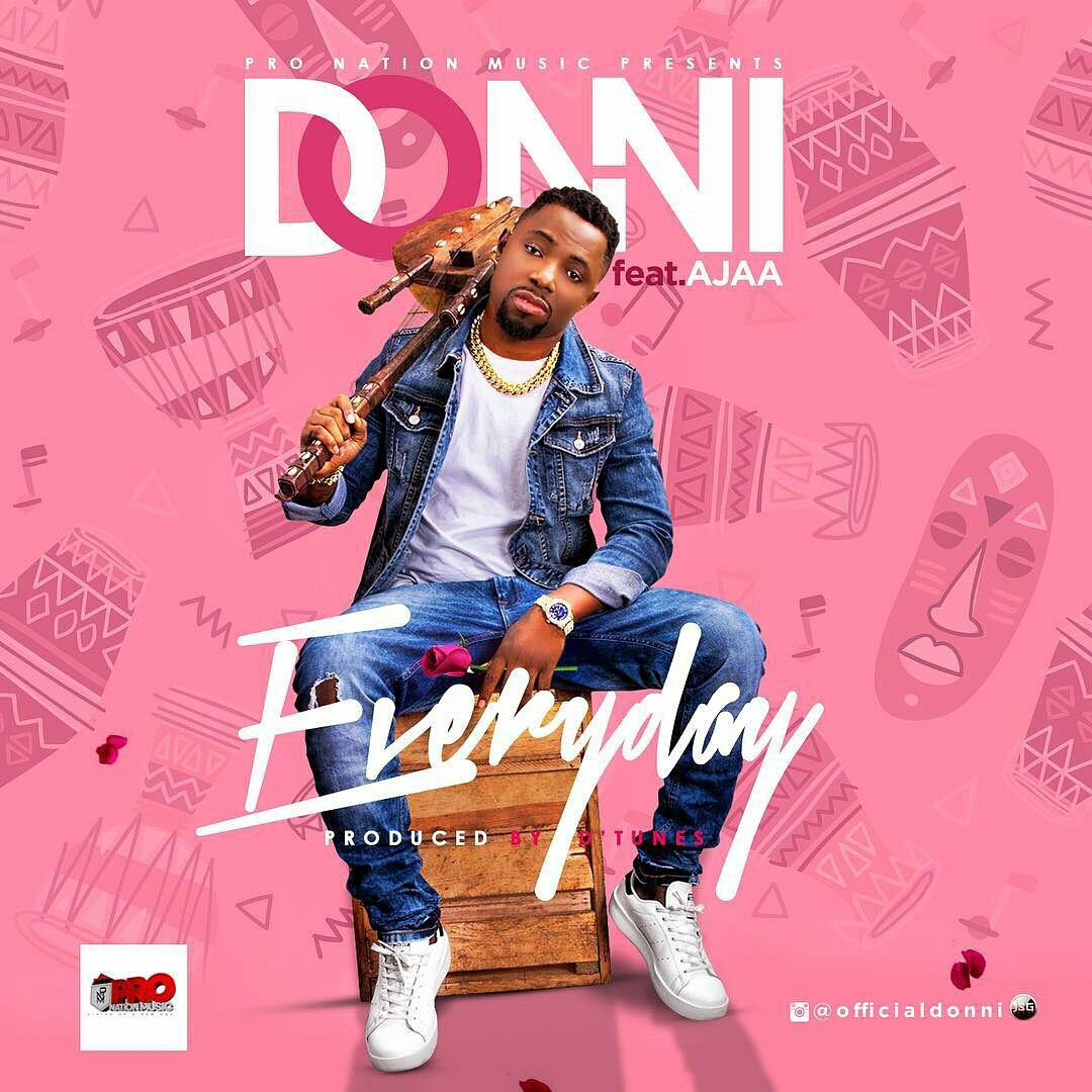 Donni Ft. Ajaa – Every Day